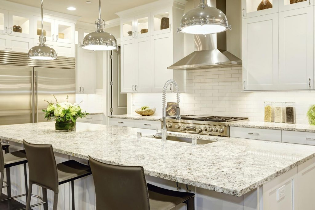 Robert F. Henry Tile Granite Countertops