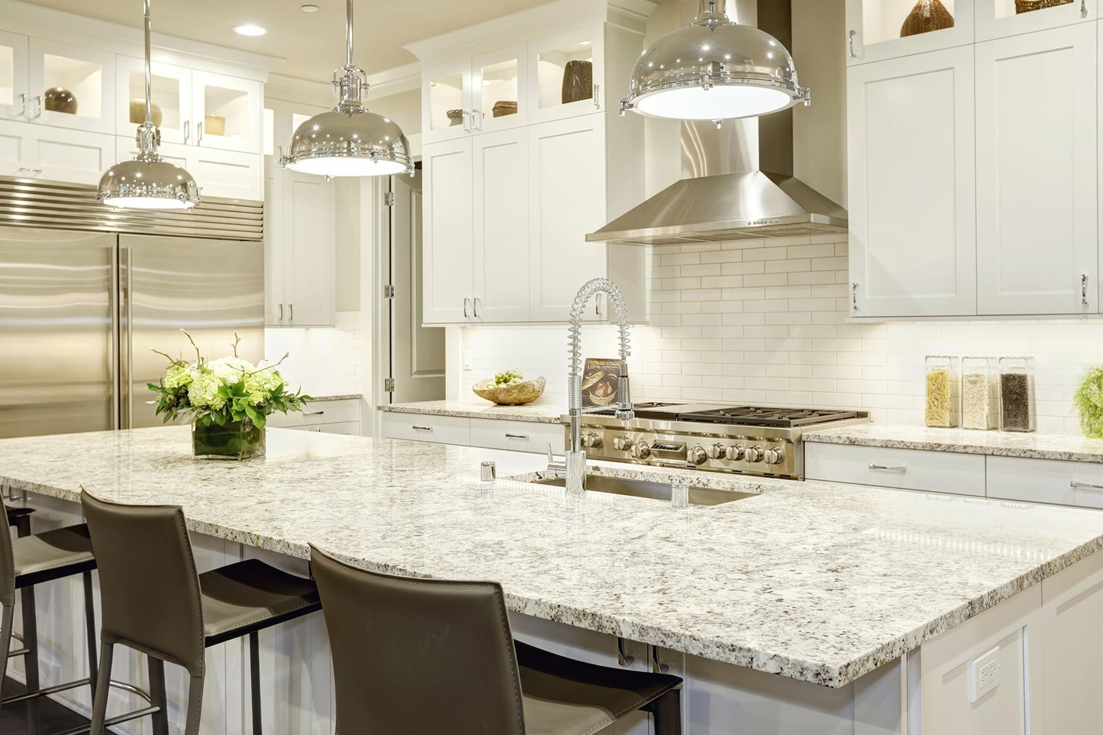 Contemporary Kitchen Countertops | Custom Countertops