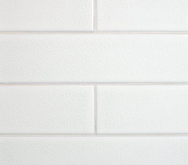 bright white 2x10 rectangular subway tile