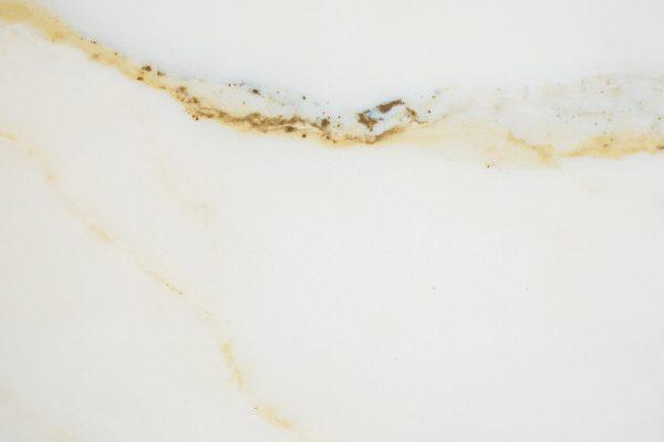 2.0 Calacatta Oro Polished cream colored stone-look field tile