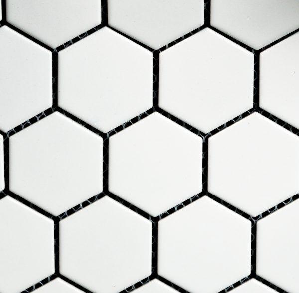 Hexagon mosaic 2